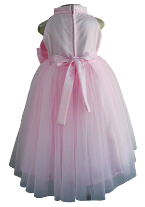 Kids gown_Faye Pink Sequin Gown