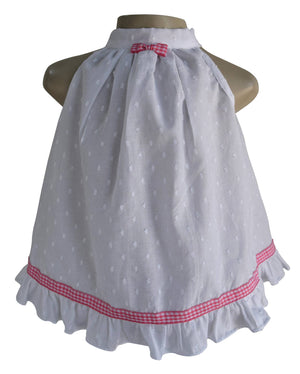Swiss Dot Baby Dress_Faye