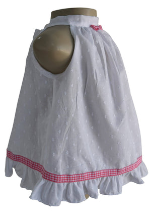 Swiss Dot Baby Girl Dress