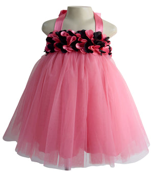 Faye Onion Pink Tutu Dress for girls
