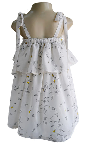 Printed Sundress for kids