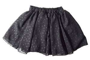 Kids Wear_Faye Star Georgette Gathered Skirt