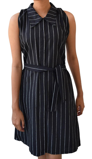 Striped Shirt Dress for Girls