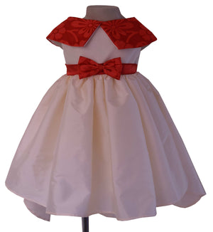 faye-red-cream-collared-dress