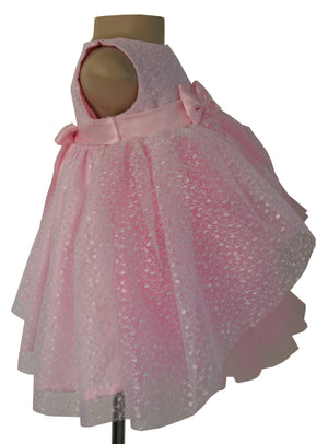 Birthday Dresss_Faye Pink & White Embroidered Dress