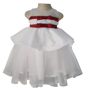 Birthday Dress_Faye Ivory Peplum Dress