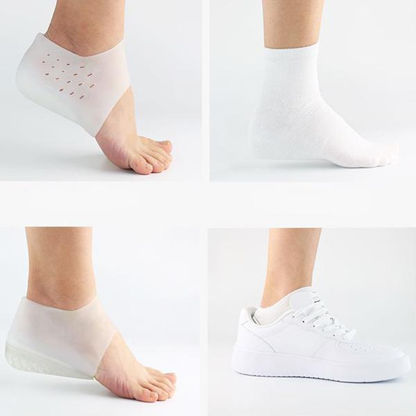 Twinklemoda Increased Insole In The Socks Invisible Insoles
