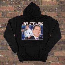 Load image into Gallery viewer, Jeff Stelling Tee / Hoodie