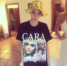 Load image into Gallery viewer, Cara Delevingne Tee