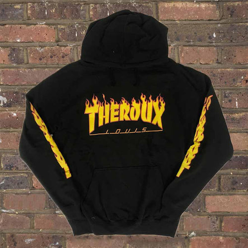 Theroux Flames Hoodie