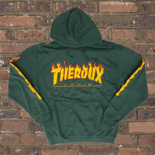 Load image into Gallery viewer, Theroux Flames Hoodie