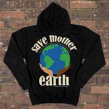 Load image into Gallery viewer, Save Mother Earth Hoodie