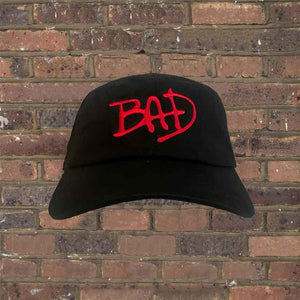 Michael Jackson BAD Cap