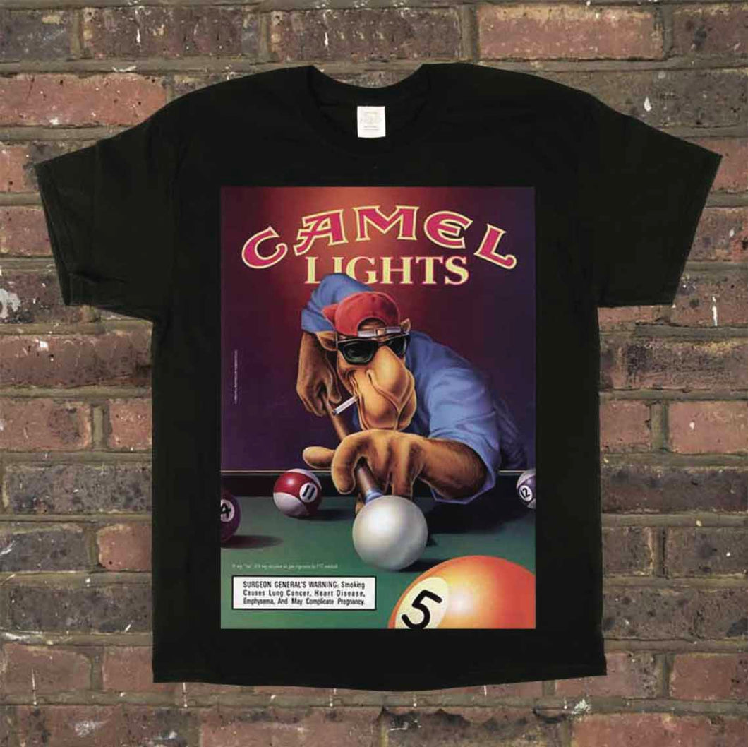 Camel Lights Pool Tee