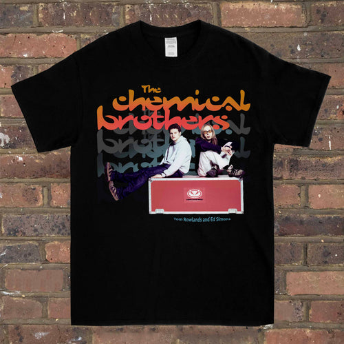 Chemical Brothers Tee