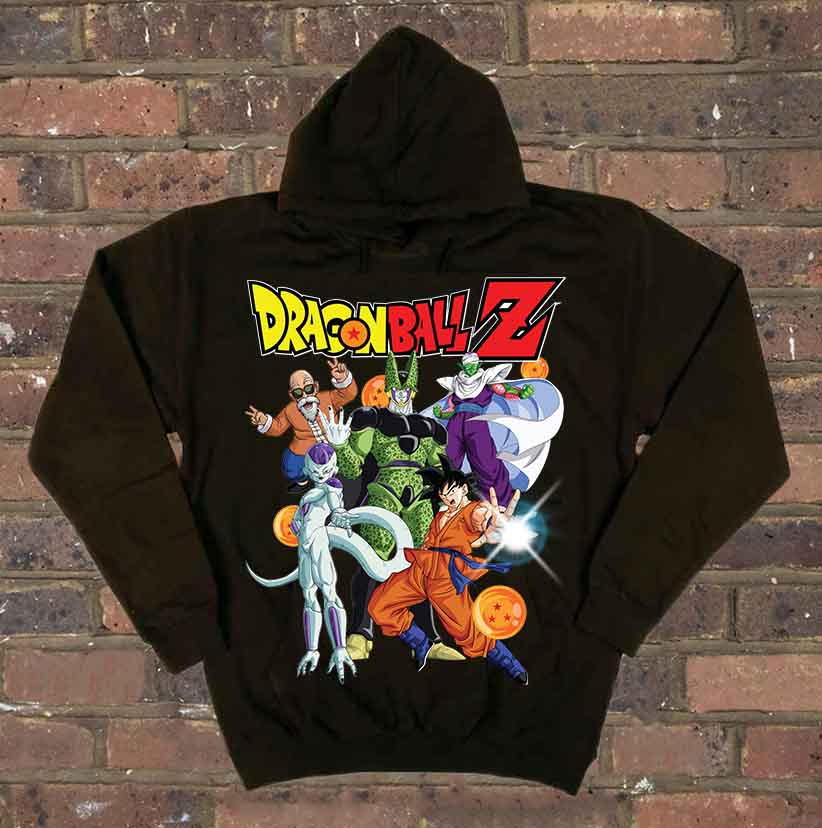 Dragon Ball Z Cell Hoodie
