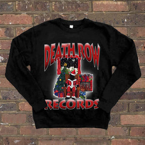 Death Row Christmas Tee