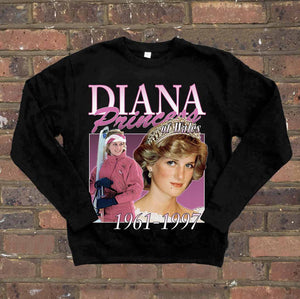 Princess Diana Crewneck