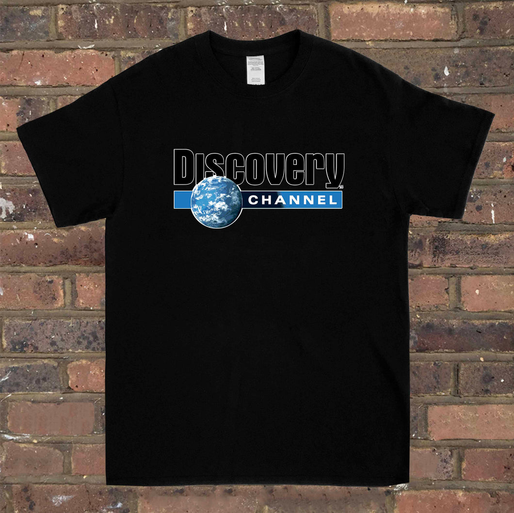 Discovery Channel Tee