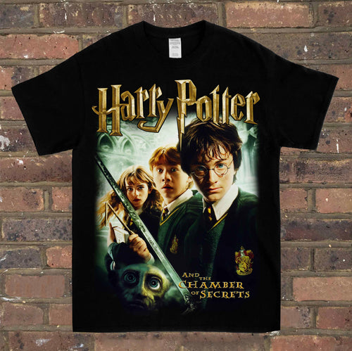 Harry Potter & The Chamber of Secrets Tee
