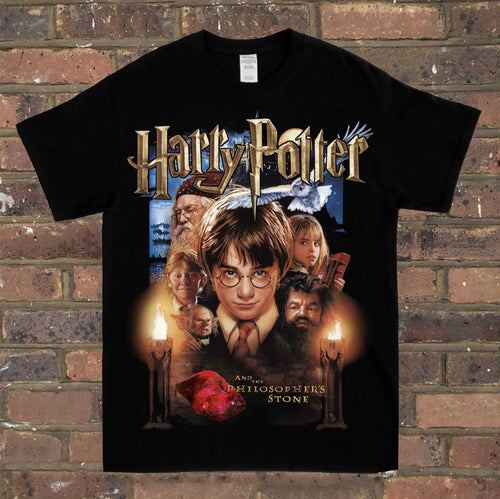 Harry Potter & The Philosopher's Stone Tee