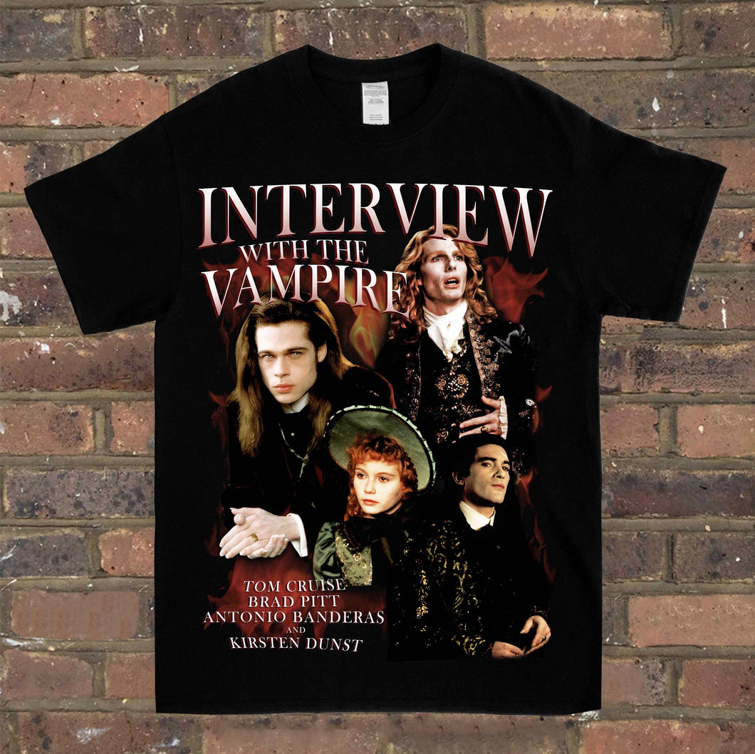 Interview With The Vampire Tee