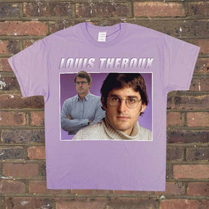 Louis Theroux Tee
