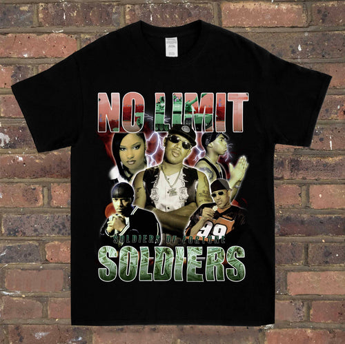No Limit Soldiers Tee