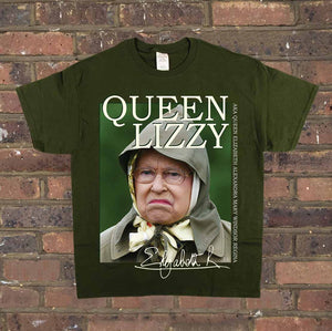 Queen Lizzy Tee