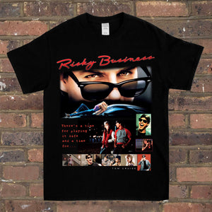 Risky Business Tee