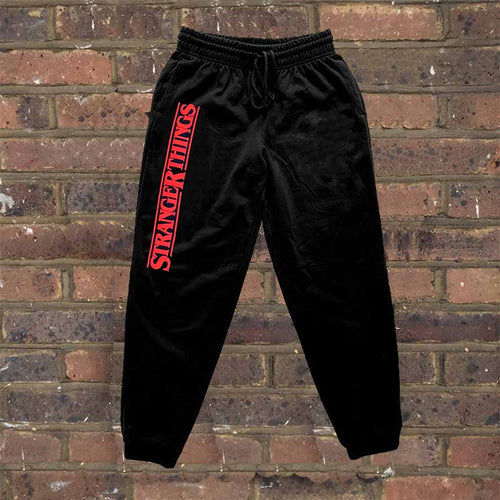 Stranger Things Tracksuit Bottoms