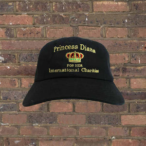 Princess Diana Cap