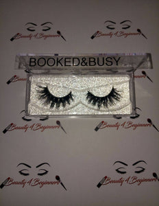 Booked & Busy 3D Mink Lash