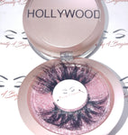 Hollywood 25mm Lashes