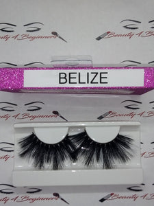 Belize 25mm Silk Lash