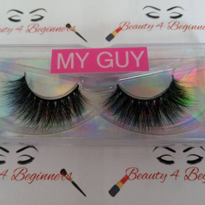 Petty Collection 2 sets of 5D Mink Lashes and 2 sets of 5D Silk Lashes