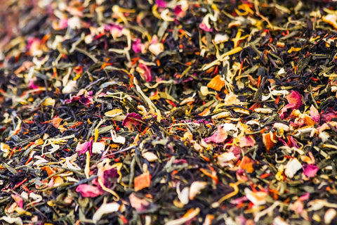 Teas as Aromatic Beverages