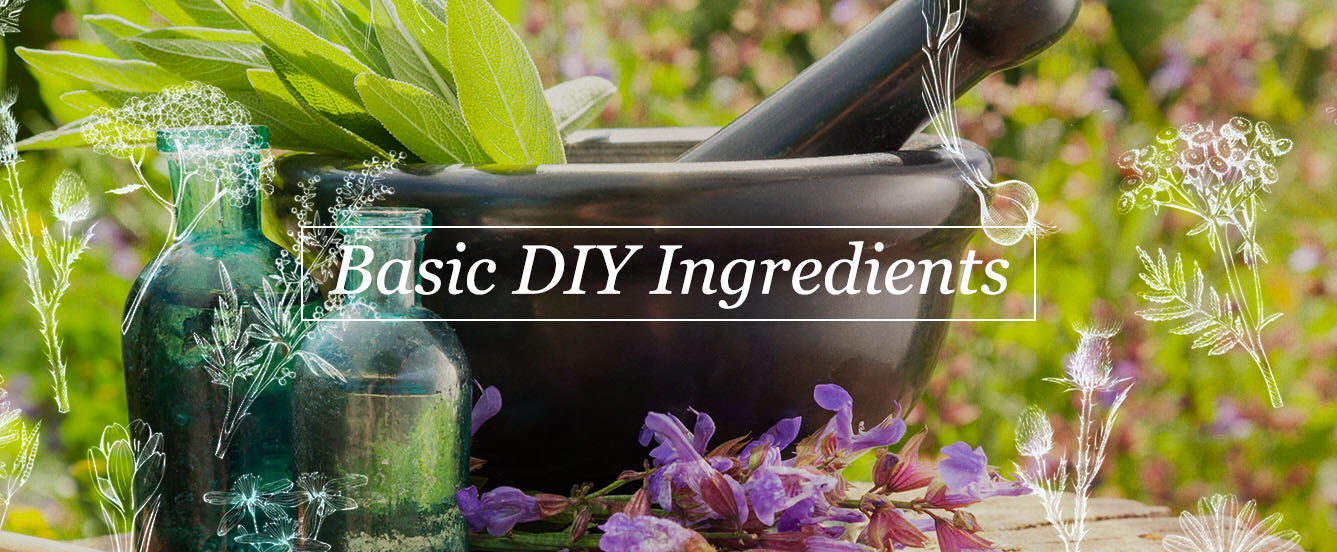 Basic DIY Ingredients