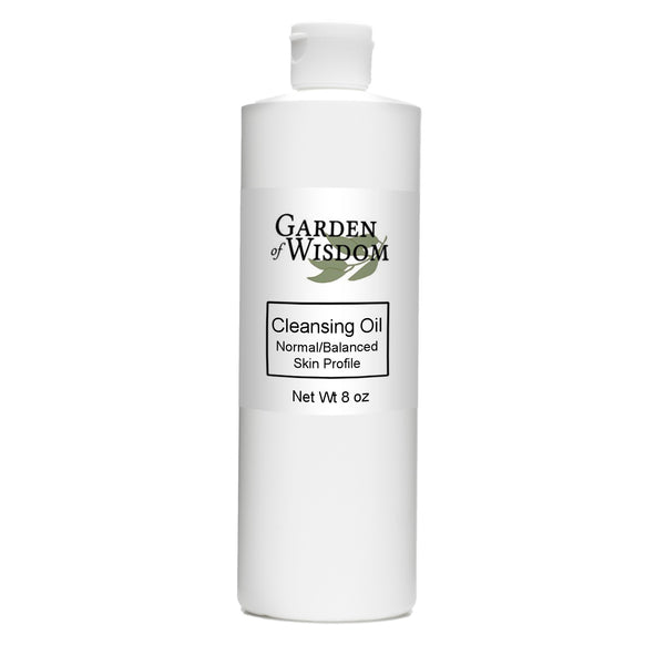 Cleansing Oil for Normal and Balanced Skin Profile