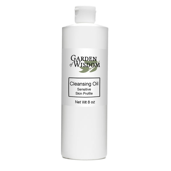 Cleansing Oil Sensitive Skin Profile