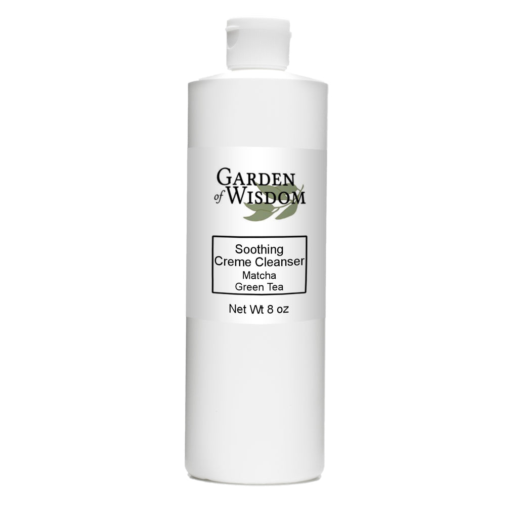 Soothing Creme Cleanser with Matcha Green Tea