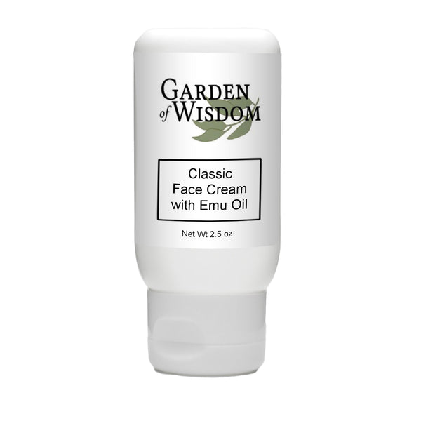 Classic Face Cream with Emu Oil