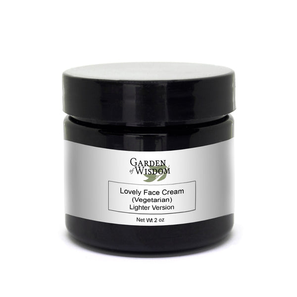 Lovely Vegetarian Face Cream