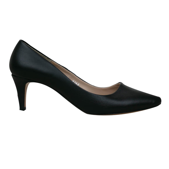 Classic Black FYT 2.25 Inch Pump - RIGHT SHOE