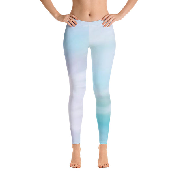 Blue Sky Performance Leggings