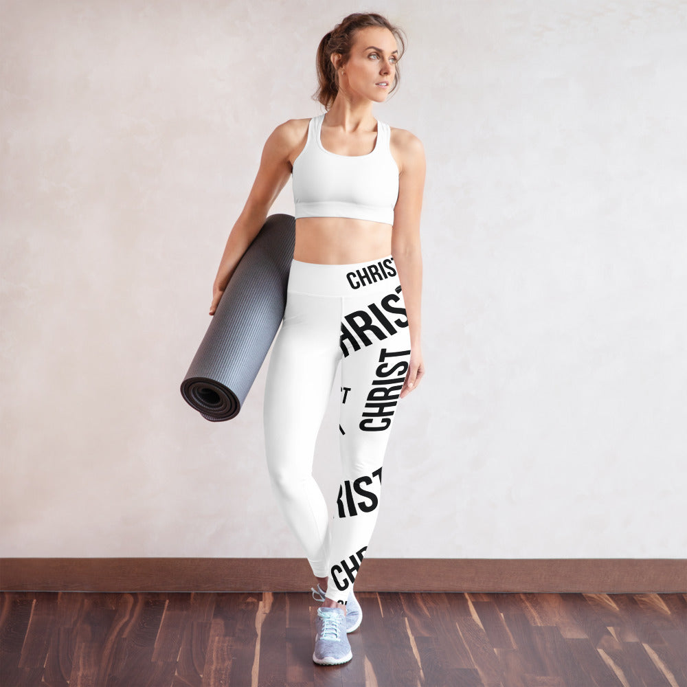 """Christ"" Yoga Leggings"