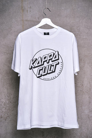 Shirt White - Kappa Cult