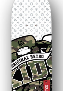 Retro Kids Deko Skate-Deck
