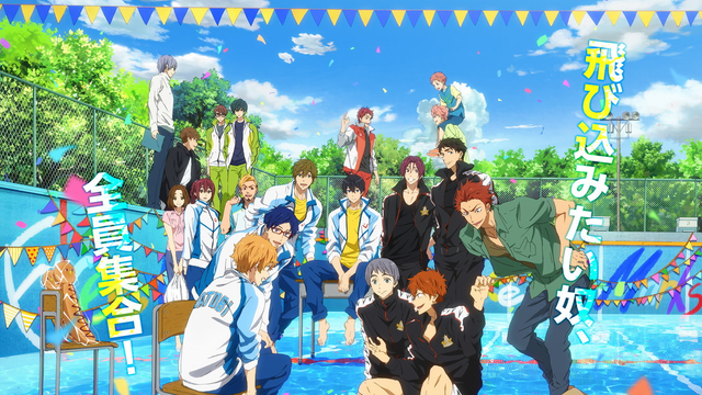 Free! Season 3 Thoughts & Episode 3 Review!