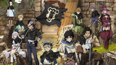 BLACK CLOVER EPISODE 44 The Pointlessly Direct Fireball and the Wild Lightning Review!!